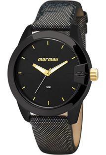 Relógio Analógico Mormaii Mo2035Gx-2P Feminino - Feminino