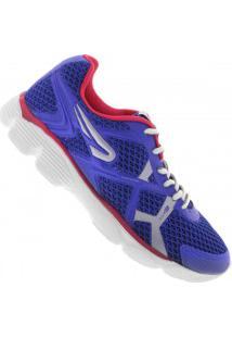 35ecaf330c0 Tênis Azul Fitness feminino