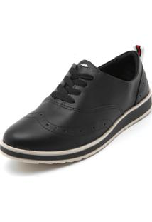 Oxford Dakota Liso Preto