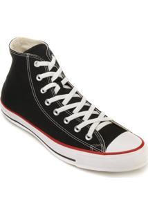 Tênis Converse All Star Ct00050007 - Masculino-Preto+Vermelho