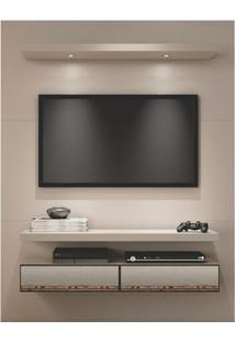 Home Suspenso Com Led Vesuvio Cor Fendi 1,40 Mt (Larg) - 59049 - Sun House