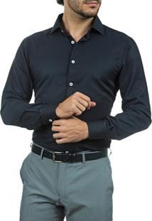 Camisa Social Colombo Slim - Masculino