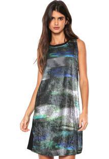 Vestido Calvin Klein Gola Redonda feminino   Shoelover 6263724ce5
