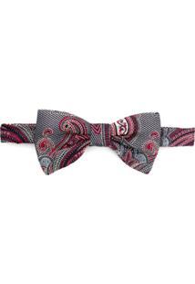 Tagliatore Gravata Borboleta - Vermelho