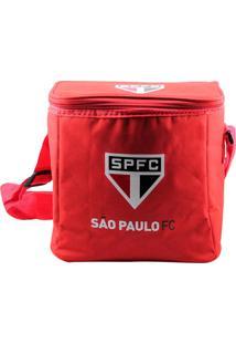 Bolsa Térmica Minas De Presentes São Paulo Vermelho