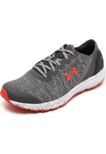 Tênis Under Armour Charged Escape 2 W Cinza/Laranja