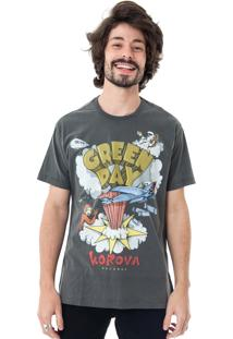 Camiseta Korova Rock Tees Green Day
