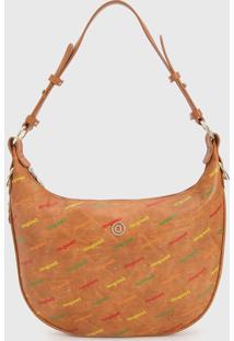 Bolsa Transversal Shoulder Bag Intra Marrom - Marrom - Feminino - Dafiti