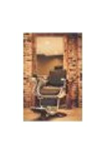 Painel Adesivo De Parede - Barbearia - Barber Shop - 1468Png