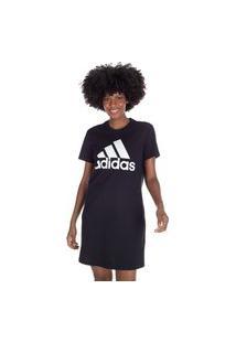 Vestido Adidas Logo - Feminino