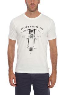 Camiseta Manga Curta Road Custom