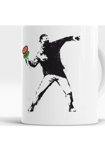 Caneca Fire Flower Thrower