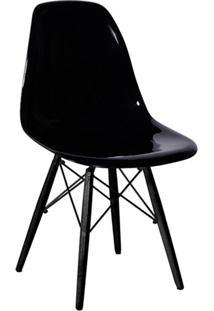 Cadeira Eames I Preta