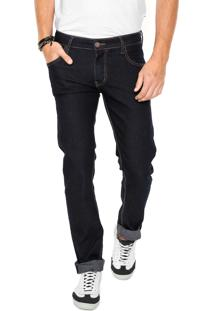 Calça Jeans Be Red Slim Azul