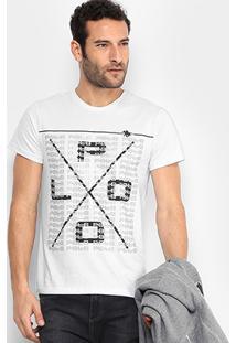 Camiseta Rg 518 Silk E Gel Masculina - Masculino
