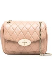 Mulberry Darley Quilted Shoulder Bag - Neutro