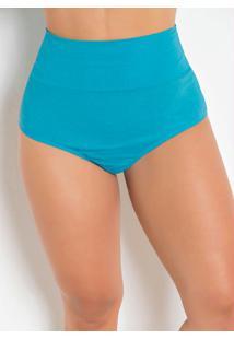 Calcinha Modeladora Azul