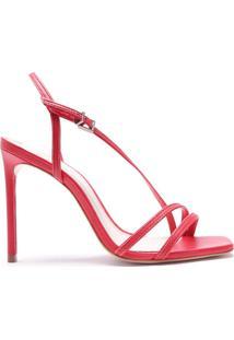 Sandália New Line Deluxe Red   Schutz