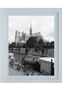 Quadro Contemporâneo Paris 23 X 28 Cm