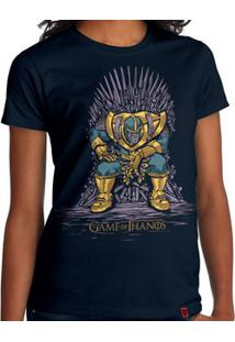 Camiseta Game Of Thanos