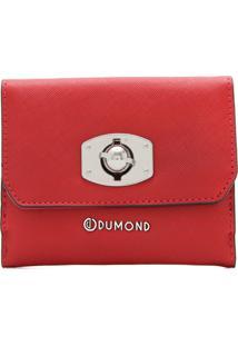 Carteira Dumond Logo Vermelha