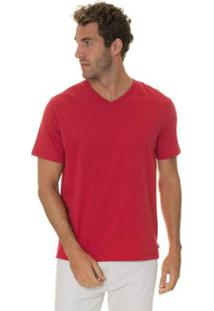 Camiseta Timberland Dunstan River V Neck Masculina - Masculino