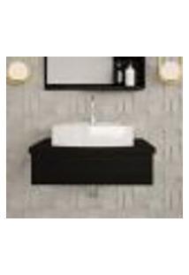 Gabinete De Banheiro Tour I Preto