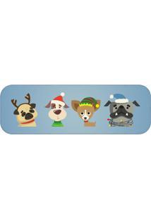 Passadeira Natal Dog Único Love Decor - Kanui