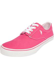 Tênis Polo London Club Ipanema Rosa