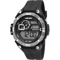 bc5a002c19d Relógio Mormaii Acqua Mo2019 8K - Masculino-Preto