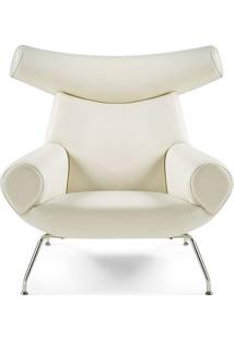 Poltrona Ox Design By Hans J. Wegner