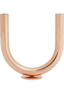 Minimalux Castiçal Em Forma De U - Dourado
