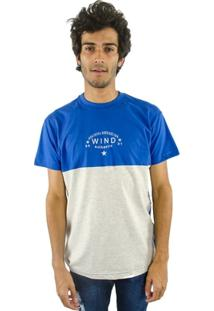 Camiseta Rozz Authentic Azul - Masculino