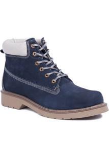Botina Adventure - Boots Company - Masculino-Marinho