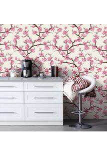 Papel De Parede Cherry Blossom