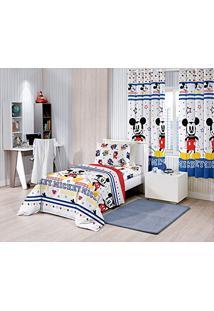 2a59896def Edredom Infantil - Mickey Play - Misto - Santista