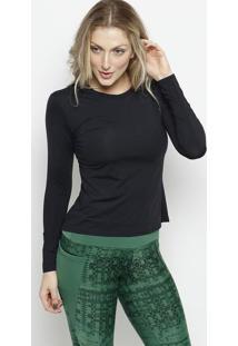 Camiseta Lisa- Preta- Patrapatra