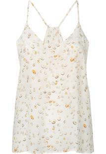 Tara Matthews Seashell Printed Cami Top - Neutro