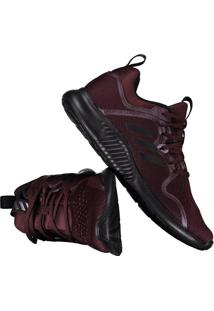 7bbb3227b7c51 R$ 313,41. Fut Fanatics Tênis Adidas Edgebounce Feminino Vinho