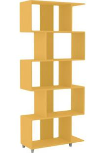 Estante Regular- Amarela- 184X78,5X31Cmmovel Bento