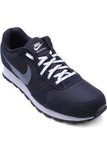 Tênis Nike Md Runner Masculino - Masculino-Preto