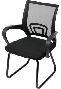 Cadeira De Escritório Tok Fixa Ordesign