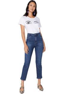 Calça Jeans Slim Classic