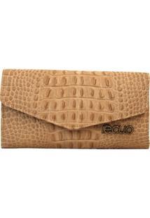 Carteira Recuo Fashion Bag Nude