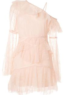 Alice Mccall Vestido Shadow Love - Rosa