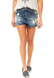 2535dbfa2 R$ 194,99. Dafiti Short Jeans Cantão ...