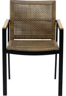 Cadeira Com Braço Phoenix Fibra Sintetica