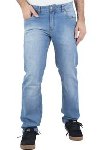 Calça Alfa Jeans Light Blue - Masculino