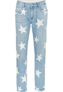 d16162be2 Farfetch. Stella Mccartney Boyfriend Star Jeans ...