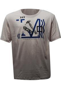 Camiseta Mormaii Paradise - Masculino-Bege